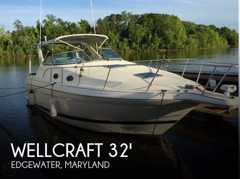 Used Wellcraft 32 Boats For Sale by owner | 1999 Wellcraft 32