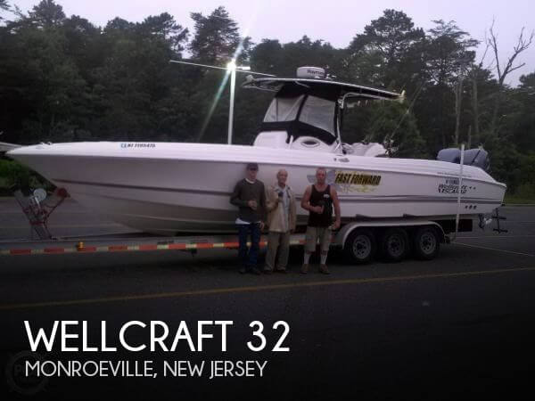 2006 Wellcraft 32 - image 1