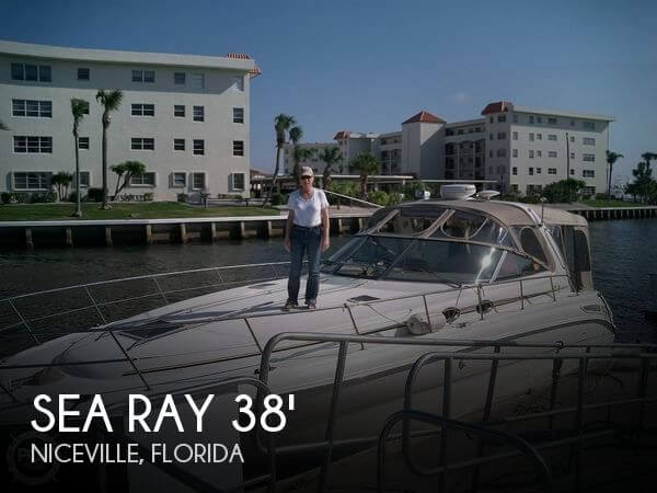 Used Boats For Sale in Pensacola, Florida by owner | 2001 Sea Ray 38