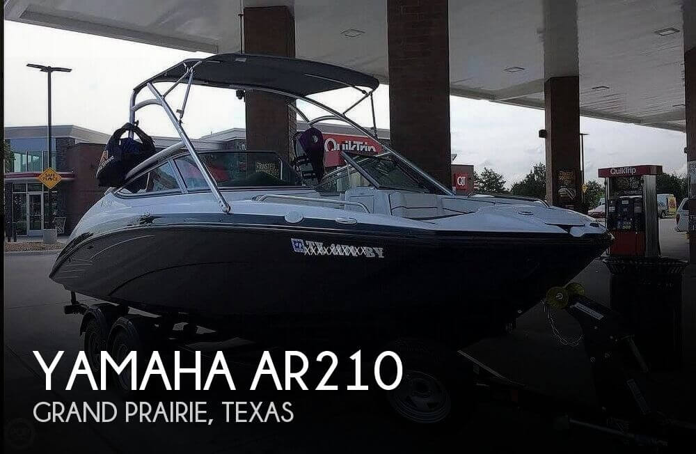 Used Yamaha Boats For Sale in Texas by owner | 2013 Yamaha 21