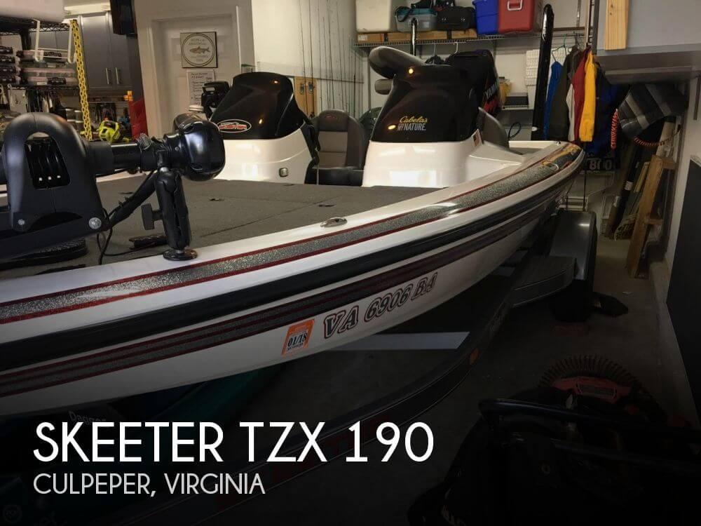 2003 SKEETER 18 for sale
