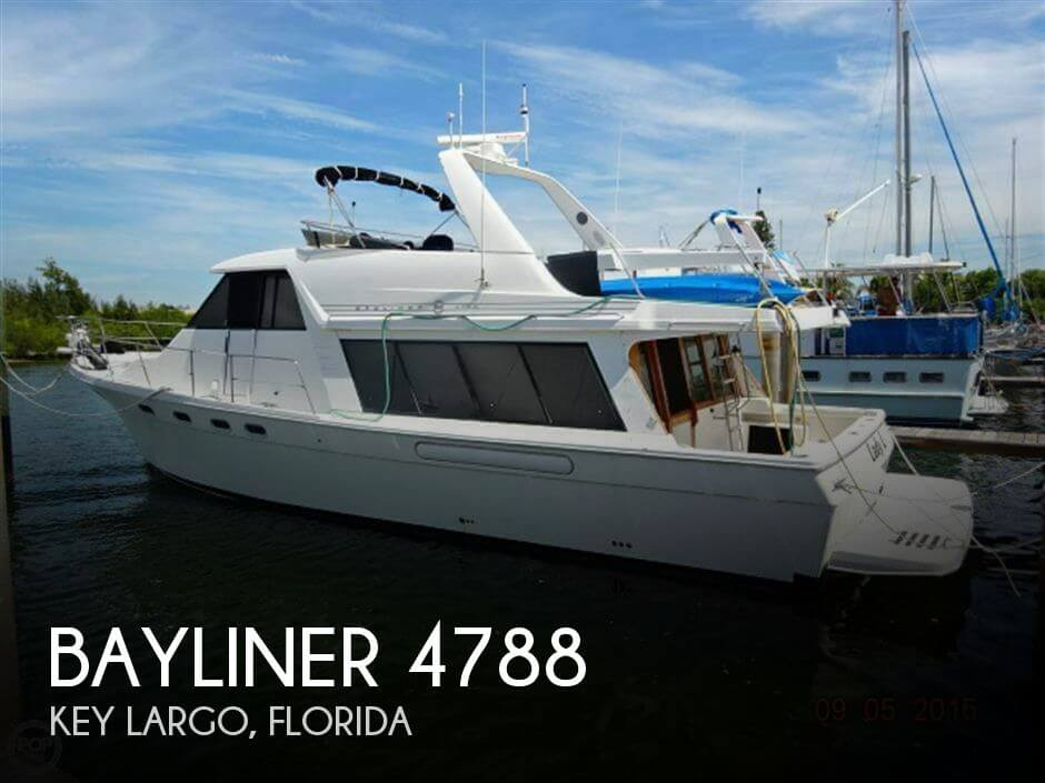 Used Bayliner Motoryachts For Sale by owner | 1994 Bayliner 47