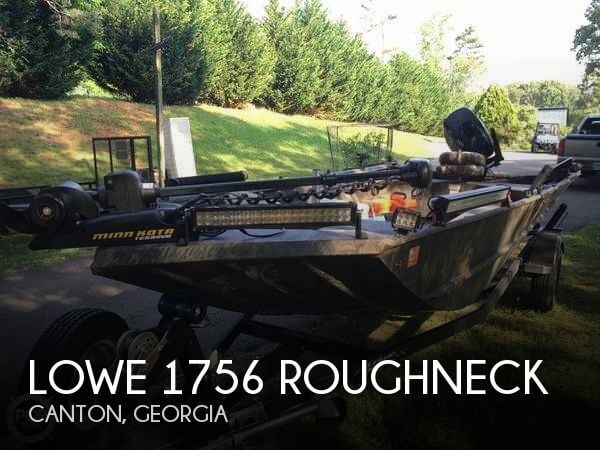 Used Lowe Boats For Sale by owner | 2015 Lowe 17