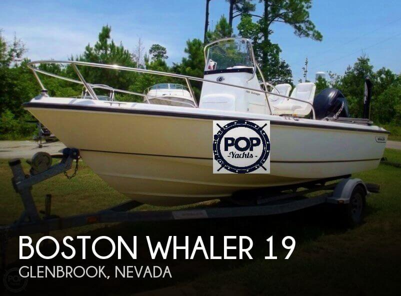 Used Boats For Sale in Reno, Nevada by owner | 2006 Boston Whaler 19