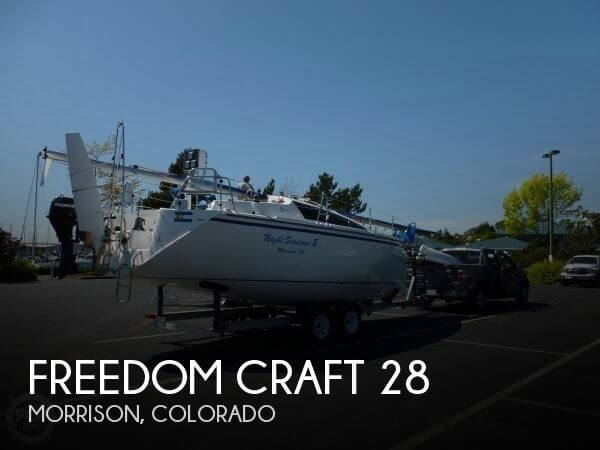 Used Boats For Sale in Denver, Colorado by owner | 2009 Freedom Craft 28