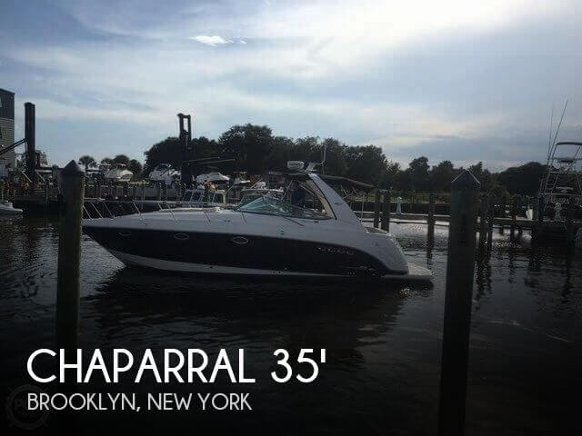 Used Chaparral Boats For Sale in New York by owner | 2005 Chaparral 35