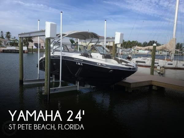 Used Yamaha Boats For Sale in Florida by owner | 2012 Yamaha 242 Limited S