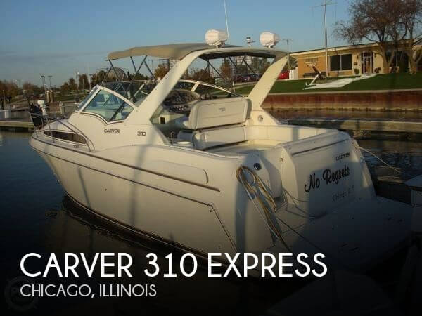 Used Carver 31 Boats For Sale by owner | 1996 Carver 31