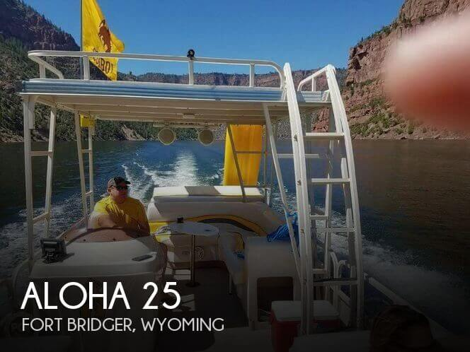 Used Boats For Sale in Wyoming by owner | 2008 Aloha 25