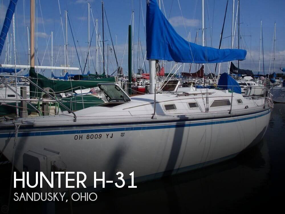 Used Hunter Sailboats For Sale in Ohio by owner | 1985 Hunter 31
