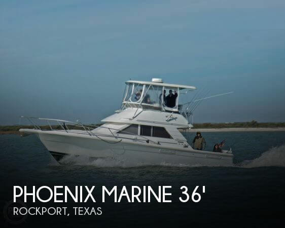 Used Boats For Sale in Corpus Christi, Texas by owner | 1999 Phoenix Marine 39
