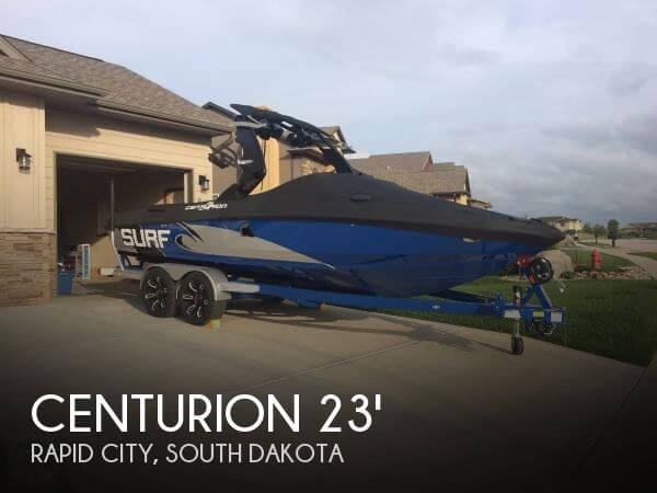 Used Boats For Sale in South Dakota by owner | 2015 Centurion 23