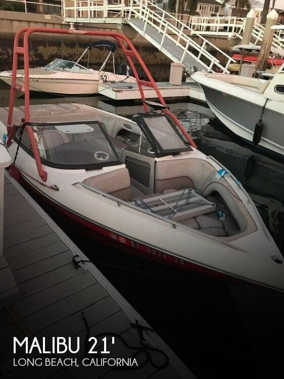 Used MALIBU Boats For Sale in California by owner | 2004 Malibu 21