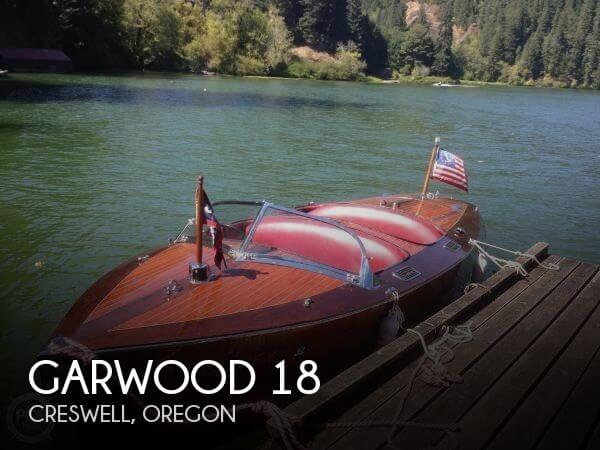 Used Garwood Boats For Sale by owner | 1936 Garwood 18