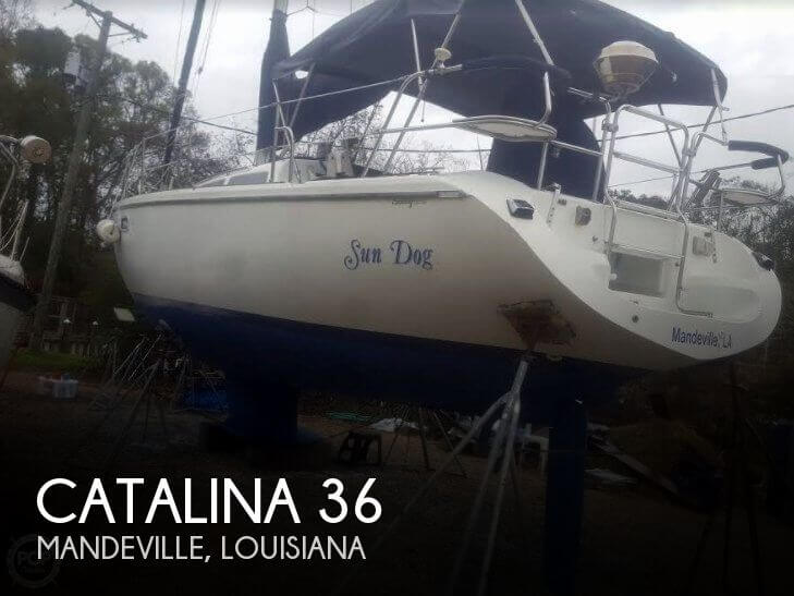 Used Catalina Sailboats For Sale by owner | 1998 Catalina 36