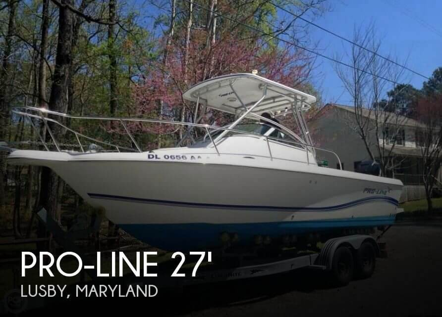 Used Boats For Sale by owner | 2006 Pro-Line 27
