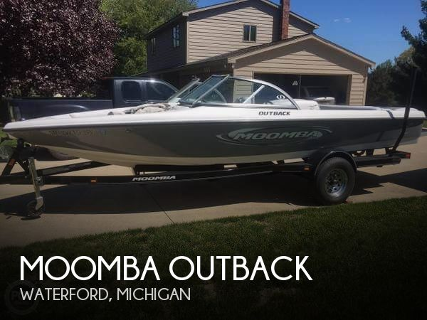 Used Moomba Boats For Sale by owner | 2006 Moomba 20