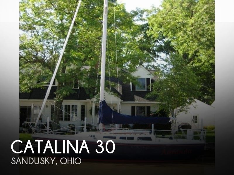 Used Sailboats For Sale by owner | 1979 Catalina 29
