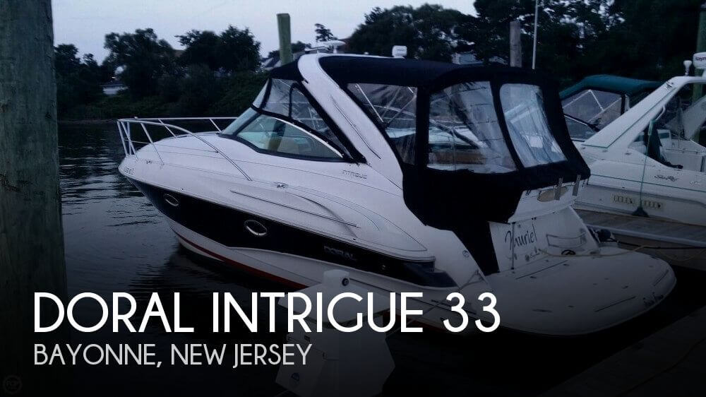 Used Doral Boats For Sale by owner | 2009 Doral 33