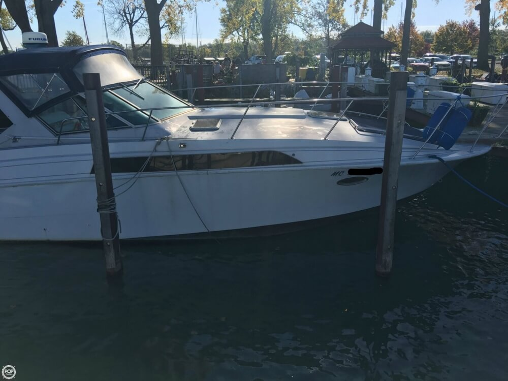 1988 Larson boat for sale, model of the boat is Contempra DC-300 & Image # 14 of 40