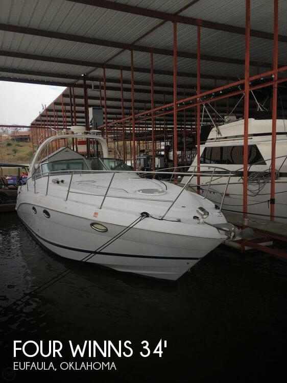 Used Power boats For Sale in Tulsa, Oklahoma by owner | 2006 Four Winns 34