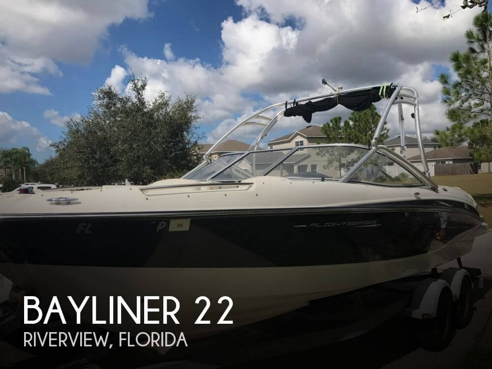 Used Bayliner 22 Boats For Sale by owner | 2009 Bayliner 22