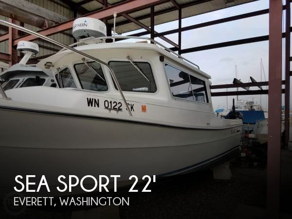 Used Ski Boats For Sale in Washington by owner | 2004 Sea Sport 22
