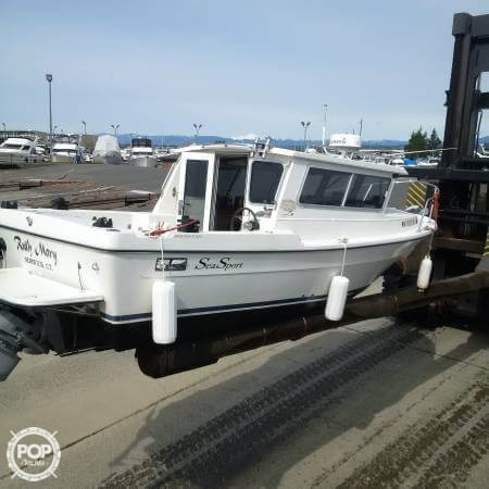 2004 Seasport boat for sale, model of the boat is 2200 Sportsman & Image # 7 of 40
