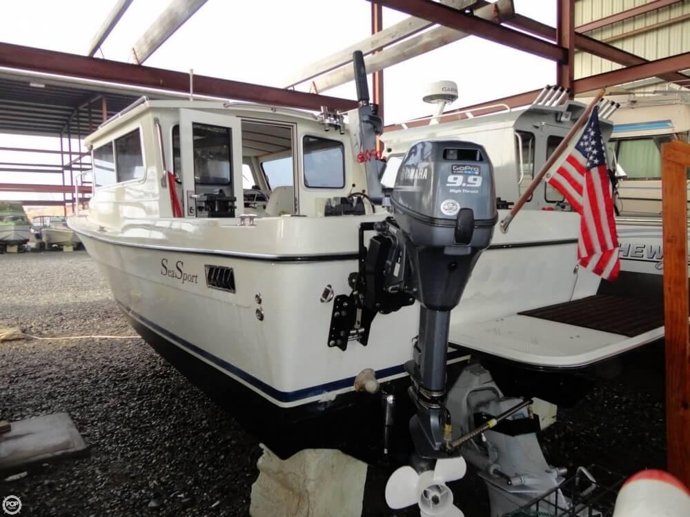 2004 Seasport boat for sale, model of the boat is 2200 Sportsman & Image # 2 of 40