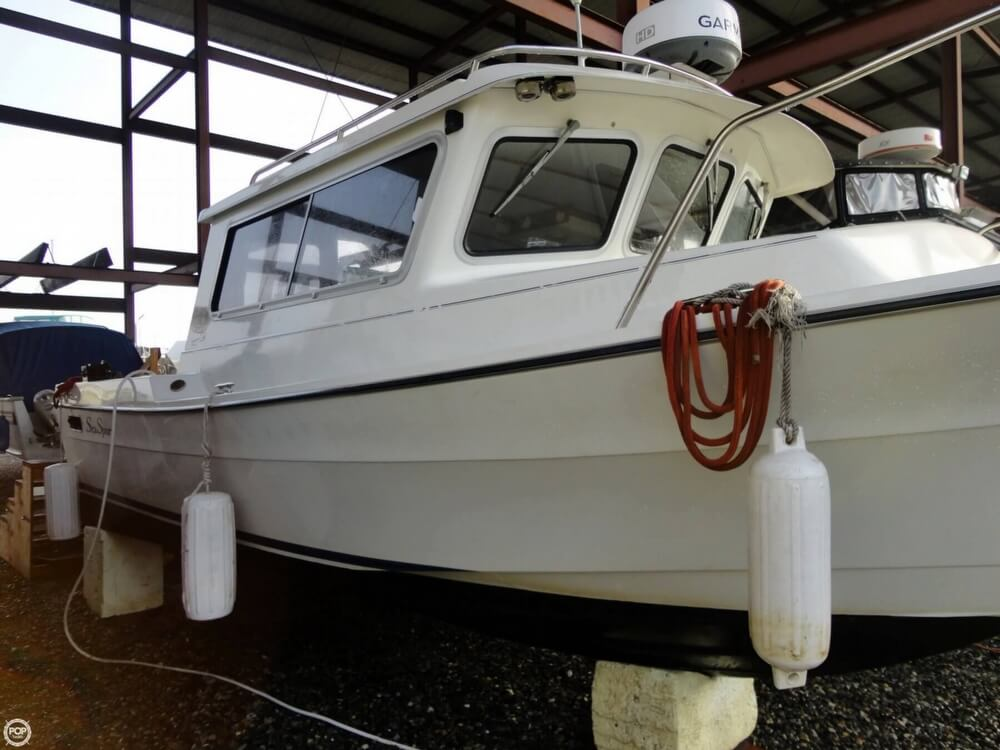 2004 Seasport boat for sale, model of the boat is 2200 Sportsman & Image # 4 of 40