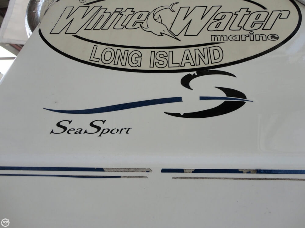 2004 Seasport boat for sale, model of the boat is 2200 Sportsman & Image # 21 of 40