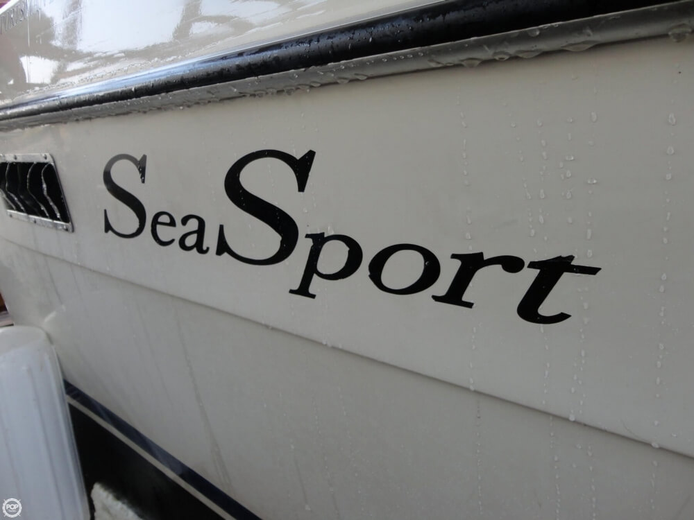 2004 Seasport boat for sale, model of the boat is 2200 Sportsman & Image # 22 of 40