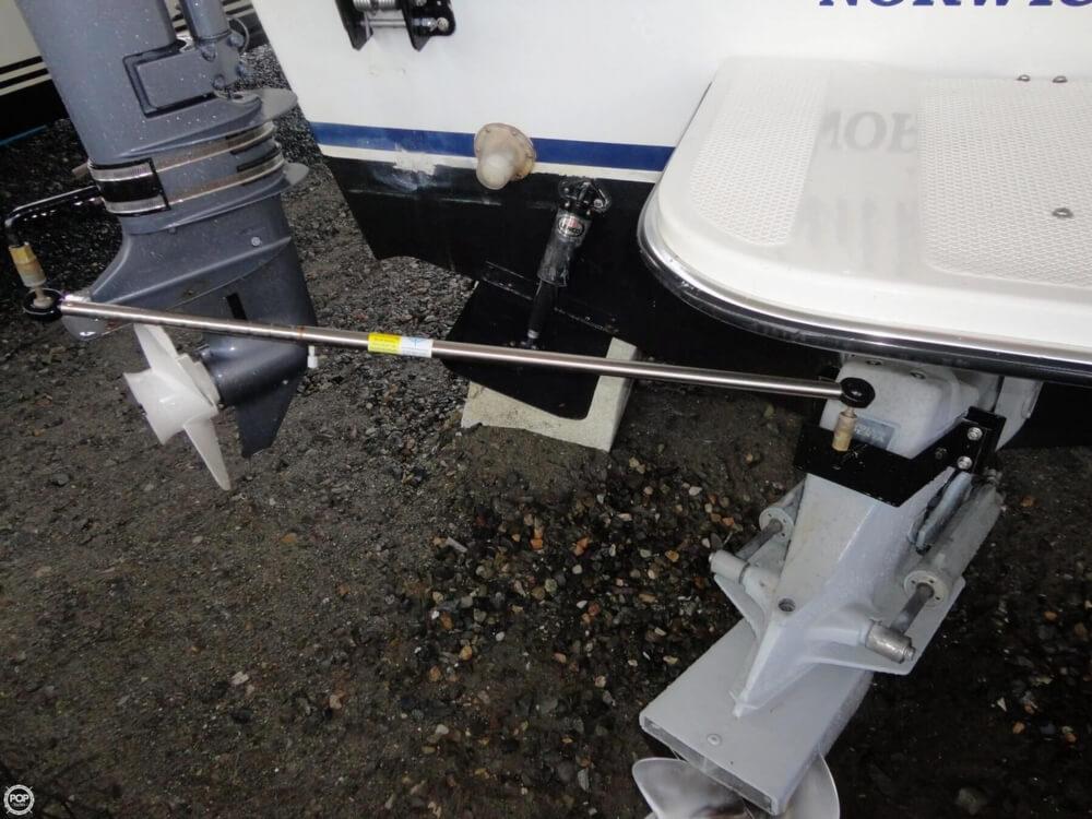 2004 Seasport boat for sale, model of the boat is 2200 Sportsman & Image # 28 of 40