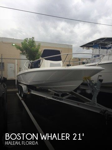 Used Boston Whaler Boats For Sale in Florida by owner | 2016 Boston Whaler 21