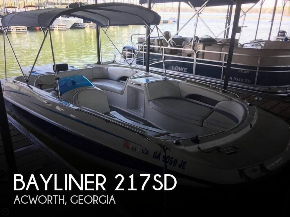 Used Bayliner 21 Boats For Sale by owner | 2006 Bayliner 21