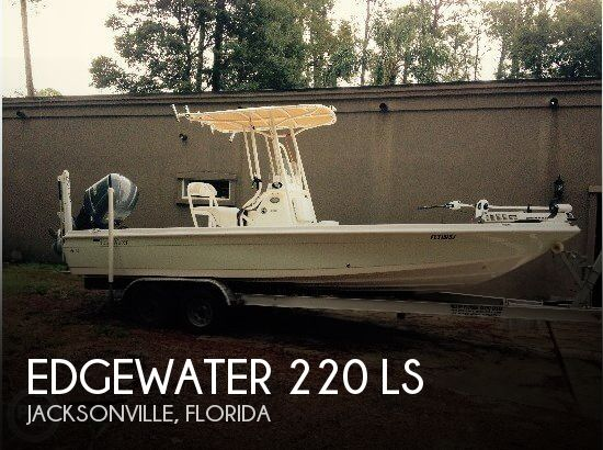 Used Edgewater Boats For Sale by owner | 2014 Edgewater 22
