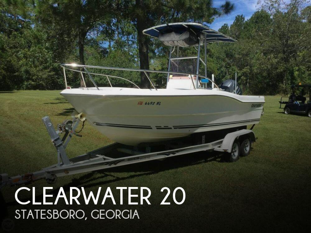 Used Clearwater Boats For Sale by owner | 2008 Clearwater 20