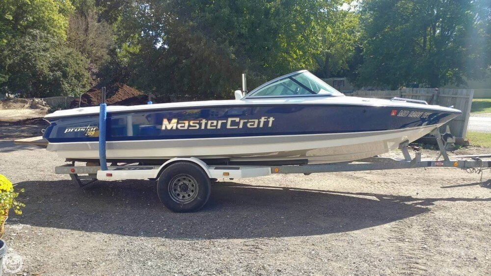 2001 MASTERCRAFT 21 for sale