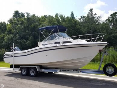 Grady-White 248 Voyager, 24', for sale - $19,995