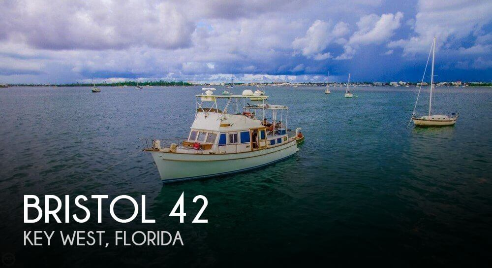 Used Bristol Boats For Sale by owner | 1980 Bristol 41