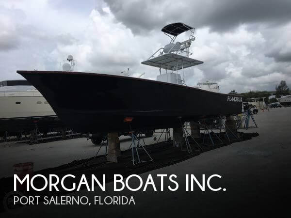 Used Morgan Boats For Sale by owner | 1979 Morgan Boats Inc. 39