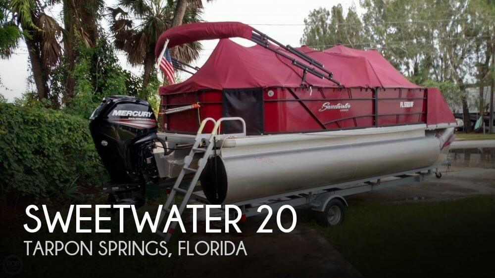 Used Sweetwater Pontoon Boats For Sale by owner | 2017 Sweetwater 20