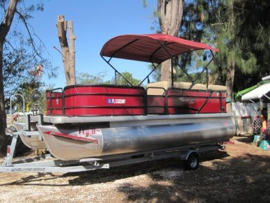 Sweetwater SW 2086 C, 20', for sale - $23,500