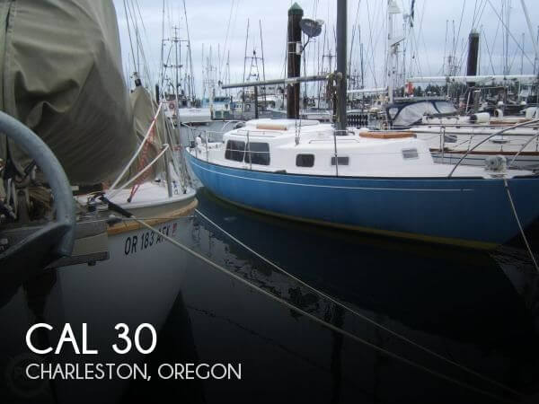 Used Cal Boats For Sale by owner | 1965 CAL 30