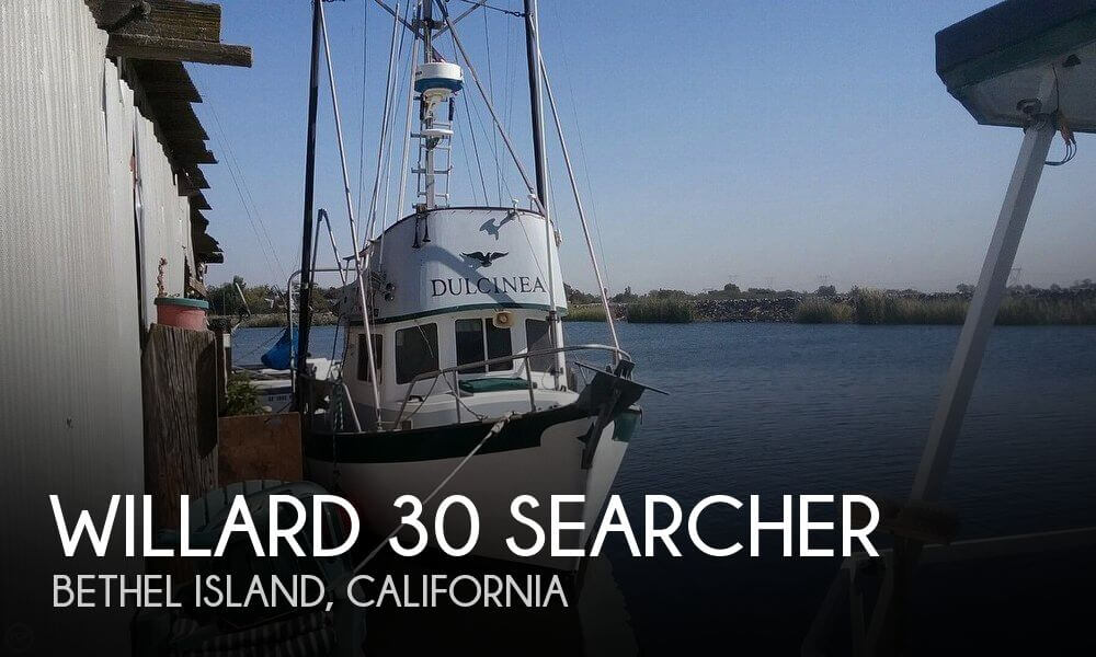 Used Boats For Sale by owner | 1973 Willard 27