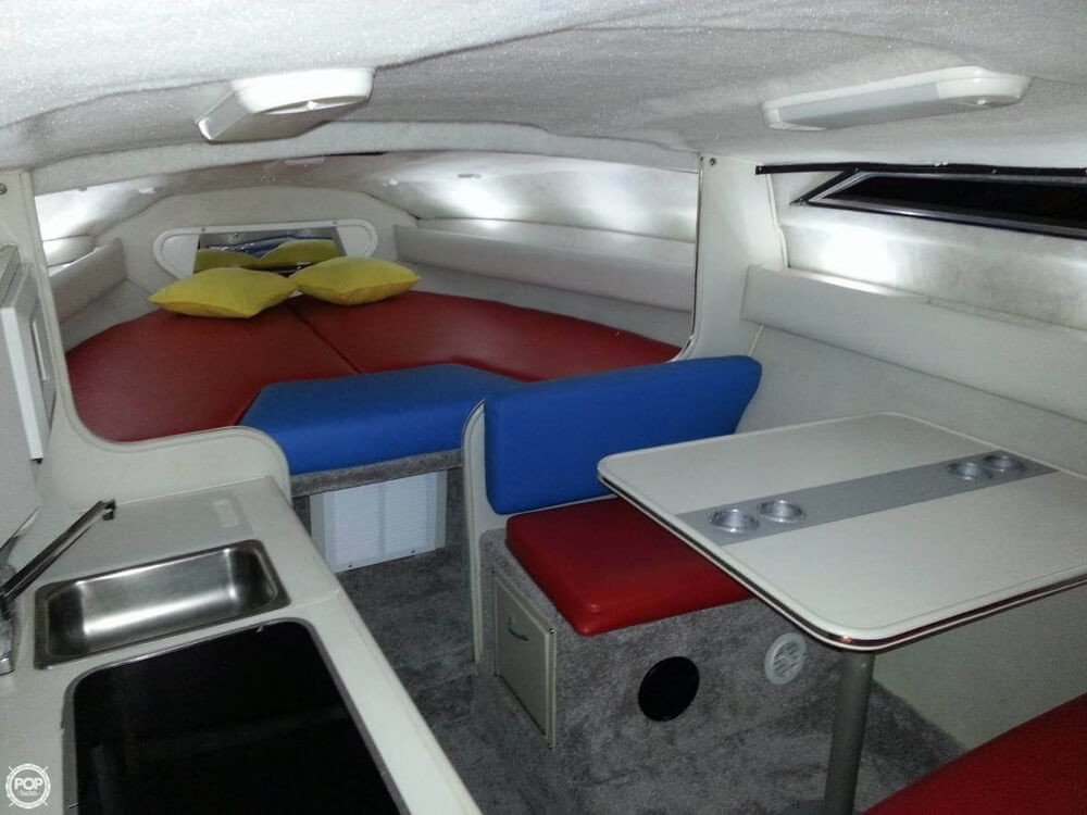 1989 Wellcraft boat for sale, model of the boat is Antigua 265 & Image # 6 of 40