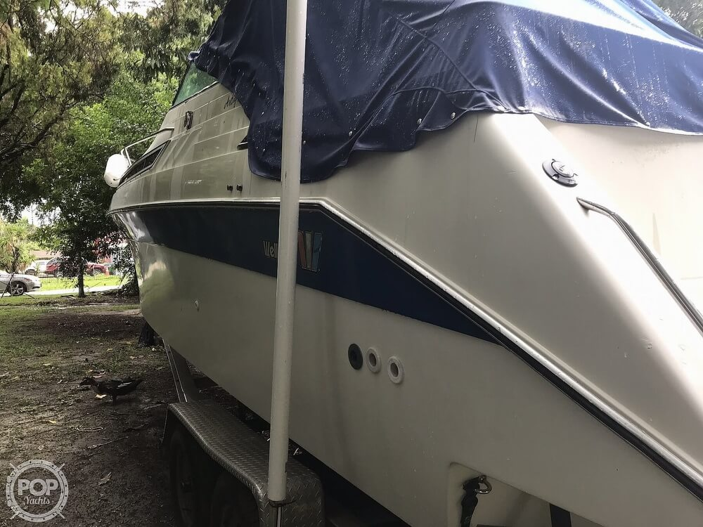 1989 Wellcraft boat for sale, model of the boat is Antigua 265 & Image # 37 of 40