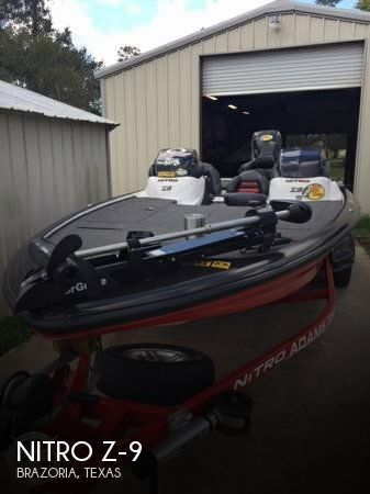 Used NITRO Boats For Sale by owner | 2008 Nitro 21