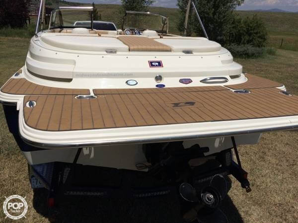 2013 Larson boat for sale, model of the boat is All American 23 & Image # 4 of 14