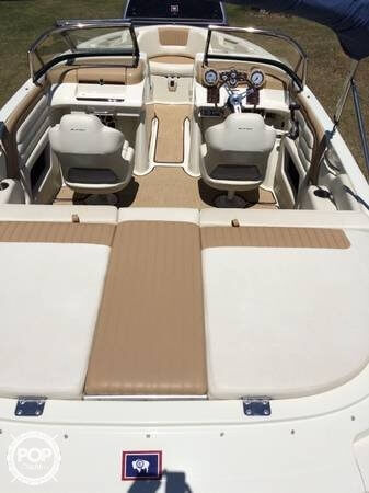 2013 Larson boat for sale, model of the boat is All American 23 & Image # 8 of 14